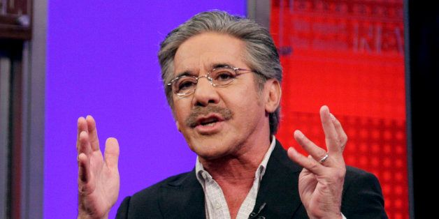 "FILE - In this June 25, 2010 file photo, Fox News Channel commentator Geraldo Rivera speaks on the ""Fox & friends"" televi"