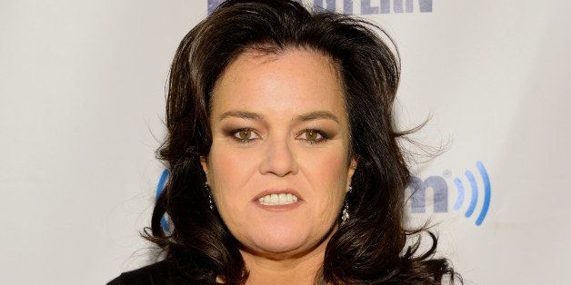 """Television personality Rosie O'Donnell attends """"Howard Stern's Birthday Bash"""", presented by SiriusXM, at the Hammerstein Ball"""