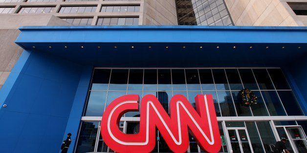 ATLANTA - NOVEMBER 23:  CNN Center, in Atlanta, Georgia on NOVEMBER 23, 2013.  (Photo By Raymond Boyd/Getty Images)