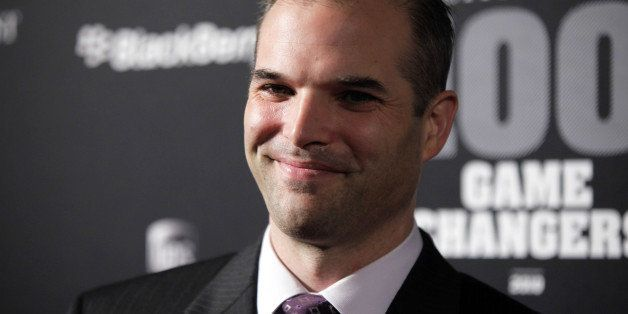 NEW YORK - OCTOBER 28:  Matt Taibbi attends the Huffington Post 2010 'Game Changers' event at Skylight Studio on October 28,