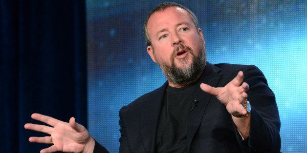 PASADENA, CA - JANUARY 04:  Vice Founder Shane Smith speaks about the new HBO series 'Vice' during the HBO Winter 2013 TCA Pa