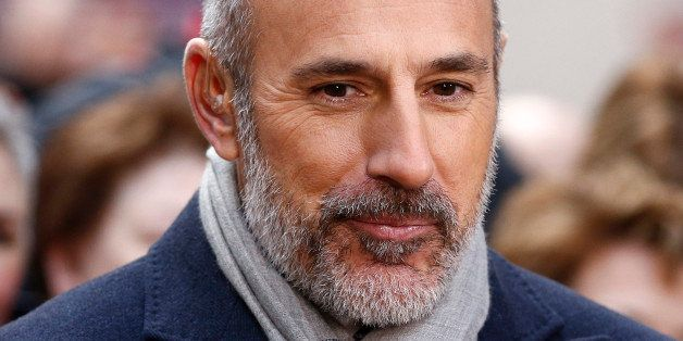 TODAY -- Pictured: Matt Lauer appears on NBC News' 'Today' show -- (Photo by: Peter Kramer/NBC/NBC NewsWire via Getty Images)