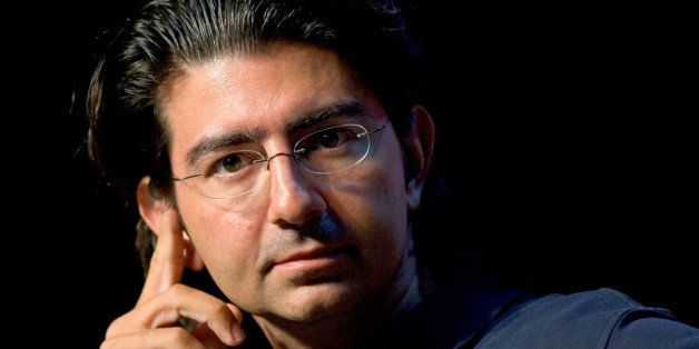 UNITED STATES - JUNE 13:  Pierre Omidyar, founder and chairman of the board of eBay, speaks at the eBay Developer's Conferenc
