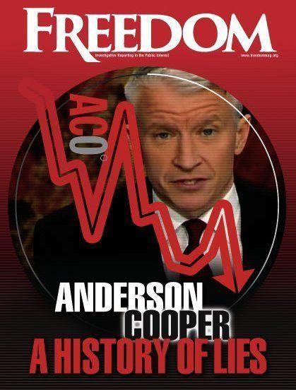Scientologists vs. Anderson Cooper: Church Attacks CNN