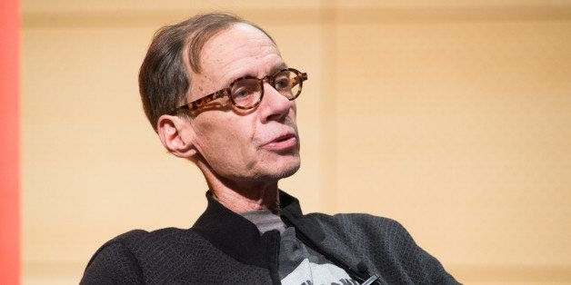 NEW YORK, NY - FEBRUARY 12:  New York Times Columnist David Carr attends the TimesTalks at The New School on February 12, 201