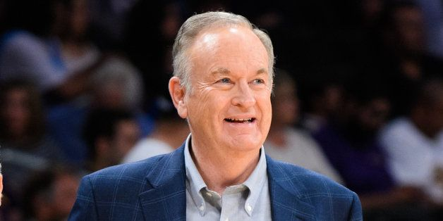 LOS ANGELES, CA - FEBRUARY 10:  Bill O'Reilly attends a basketball game between the Denver Nuggets and the Los Angeles Lakers