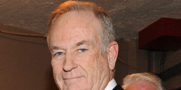 "FILE - This Oct. 13, 2012 file photo shows Fox News commentator and author Bill O'Reilly at the Comedy Central ""Night Of Too"