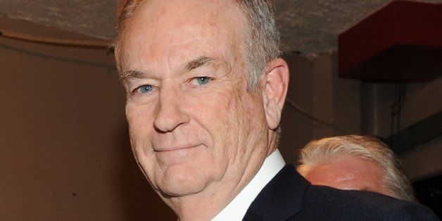 """FILE - This Oct. 13, 2012 file photo shows Fox News commentator and author Bill O'Reilly at the Comedy Central """"Night Of Too"""