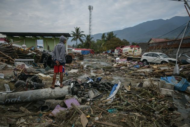In Palu, Thousands Have Lost In A Moment More Than Many Of Us Will Lose In A