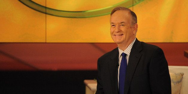 KATIE - Political commentator and author Bill O'Reilly visits KATIE, 10/17/12, distributed by Disney-ABC Domestic Television.