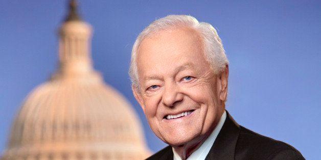 WASHINGTON DC - SEPTEMBER 28: Bob Schieffer, Anchor of  Face The Nation With Bob Schieffer and CBS News Chief Washington Corr