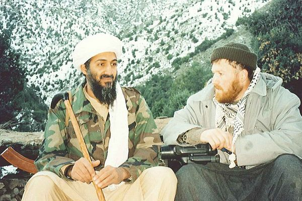Bin Laden and Syrian-born ideologue Abu Musab al-Suri, a key ally of the Al Qaeda leader who ran training camps