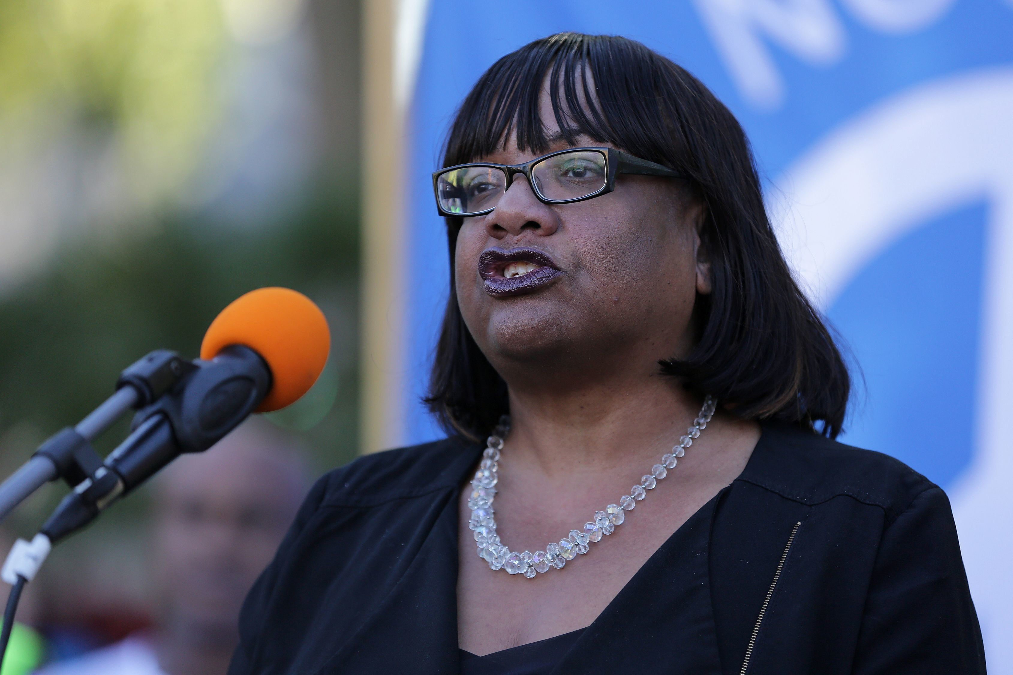 Theresa May's Condemnation Of Racist Attacks On Diane Abbott 'Sinister', Says Shadow