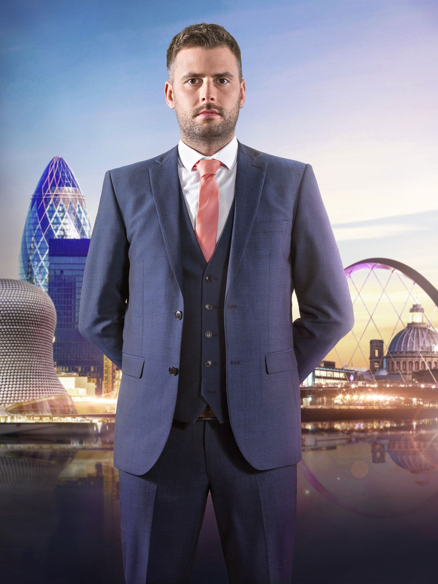 Rick Monk made some sexist comments during The Apprentice's first