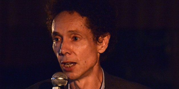 WEST HOLLYWOOD, CA - OCTOBER 15:  Malcolm Gladwell attends the Malcolm Gladwell and Lisa and Eric Eisner in support of YES ev
