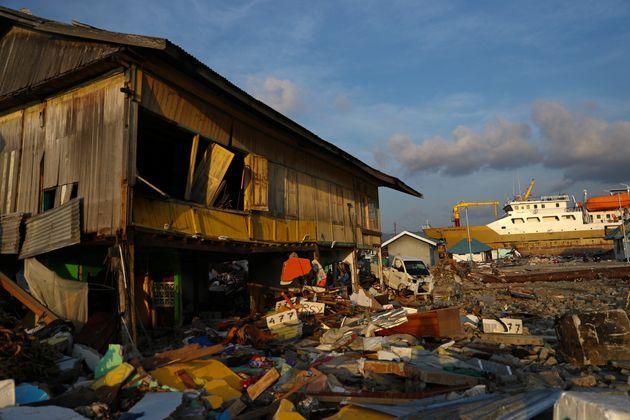 인도네시아 지진으로 실종된 교민이 시신으로