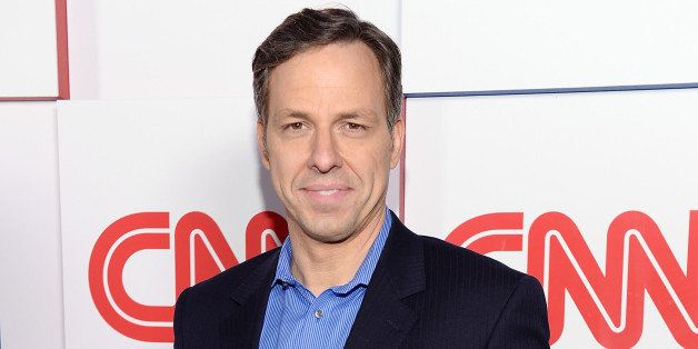 PASADENA, CA - JANUARY 10:  Journalist Jake Tapper attends the CNN Worldwide All-Star Party At TCA at Langham Hotel on Januar