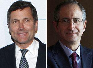 Steve Burke And Brian Roberts Comcast's $65 Million Men | HuffPost