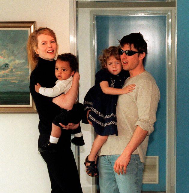 Γιατί ο Τομ Κρουζ έχει να δει χρόνια την κόρη