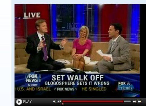 Fox Hosts Claim Friday's Walk-Off Was A Joke   HuffPost