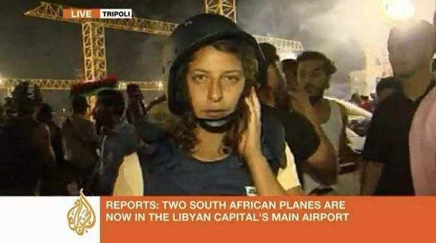 Libya: Women Lead The Way In Covering Rebel Advance Into