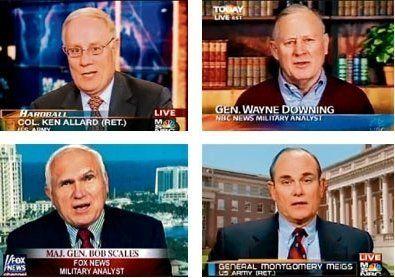 Pentagon Suspends Military Media Analysts Program | HuffPost