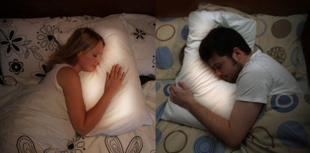 Long Distance Relationship Pillow Keeps Couples Closer By Virtually