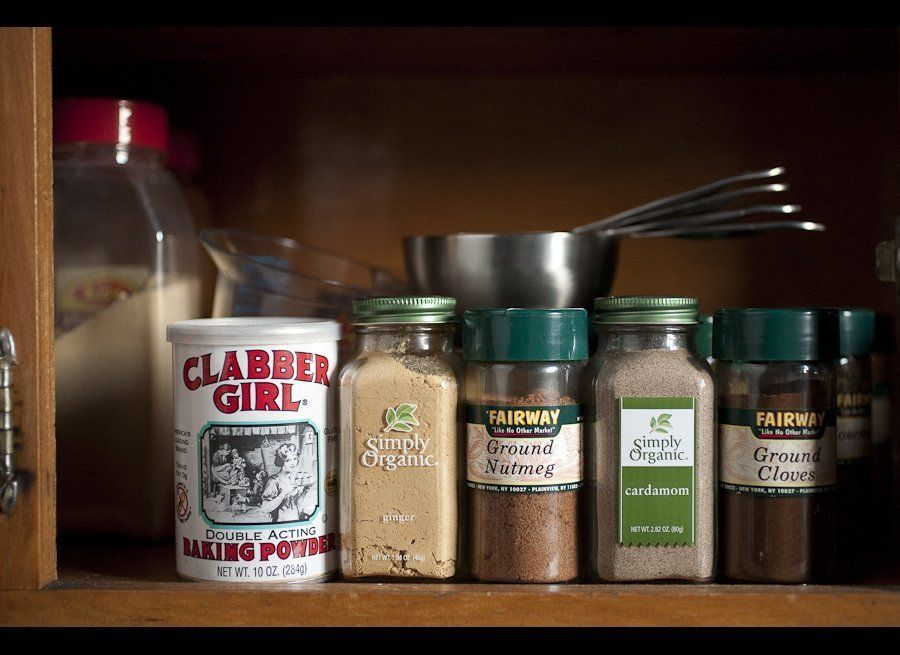 You may think you have all the spices you need for holiday cooking, but take another good look at your cabinets. Toss out any