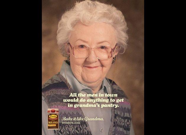 sexy grandma pics