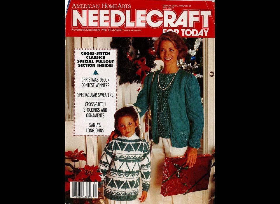 Needlecraft For Today, Nov/Dec 1988