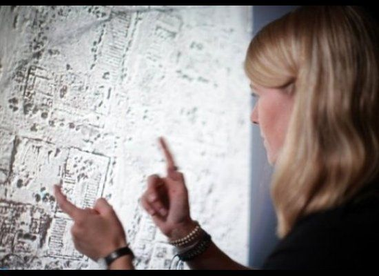 "Archeologist <a href=""http://www.huffingtonpost.com/2011/11/01/2012-ted-fellows_n_1067405.html#s445850&title=Sarah_Parcak"" ta"