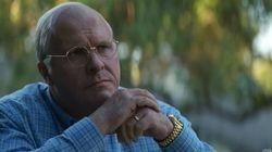 """""""Vice"""": Christian Bale méconnaissable dans le biopic sur Dick Cheney"""