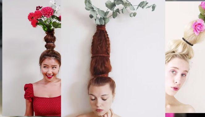 Cette coiffure va vous faire oublier les couronnes de