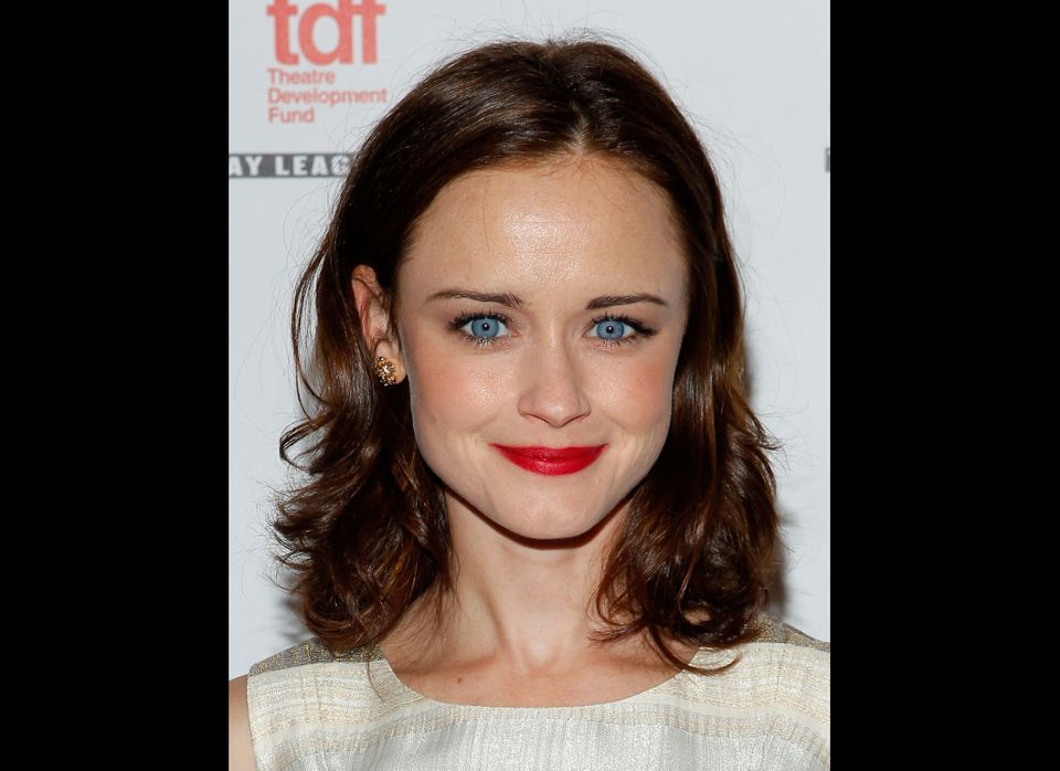 Since her days of witty-banter with her almost identical mother ended, Bledel has been plenty busy. Between her role as Lena