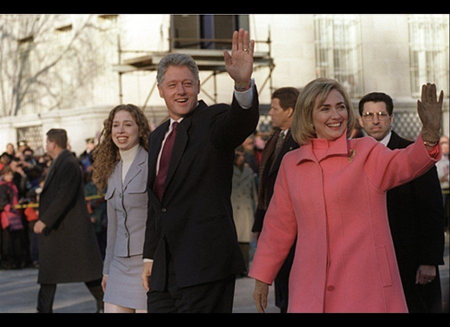 Hillary Rodham Clinton found herself in hot water early in her husband's first presidential bid when she declared that she ch