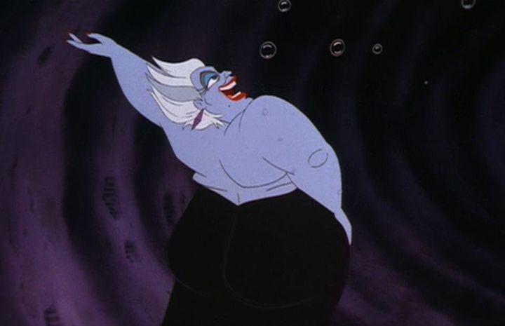 Disney Villains: Ursula Gets Slimmed Down For The New