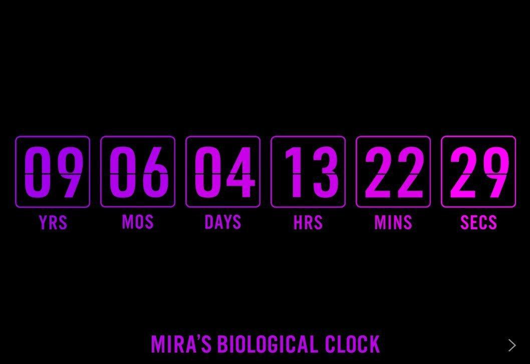 Biological clock ticking dating
