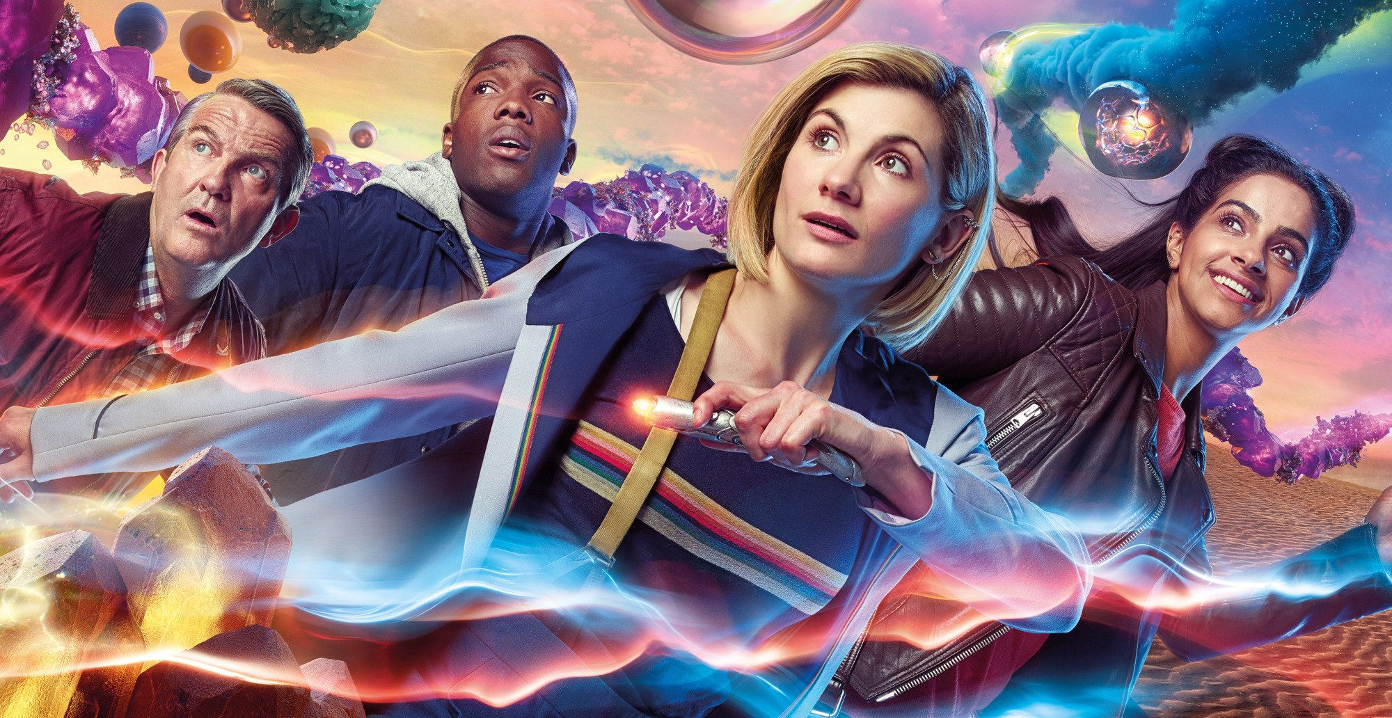 Doctor Who's Much-Needed Reboot Has Opened Up The Tardis To All - HuffPost