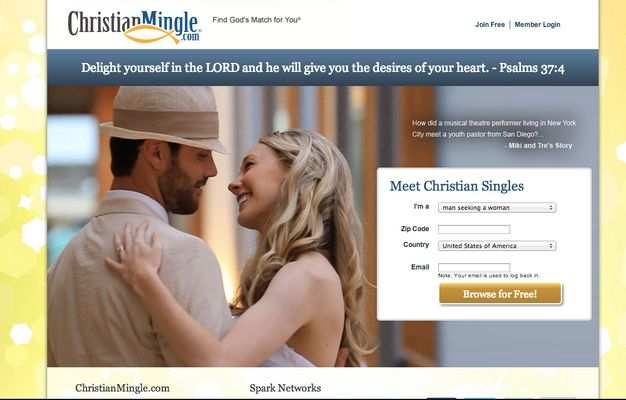 new dating site in usa 2012