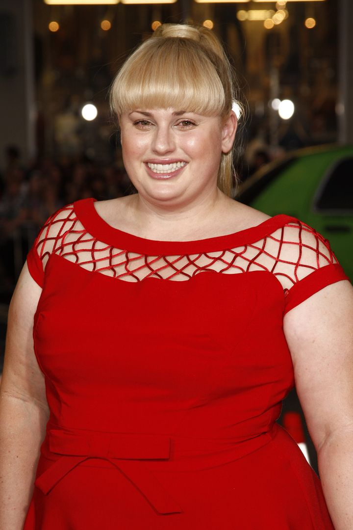 LOS ANGELES - MAR 14:  Rebel Wilson arriving at the US premiere of 'Paul' at the Grauman's Chinese Theater L.A.Live in Los An