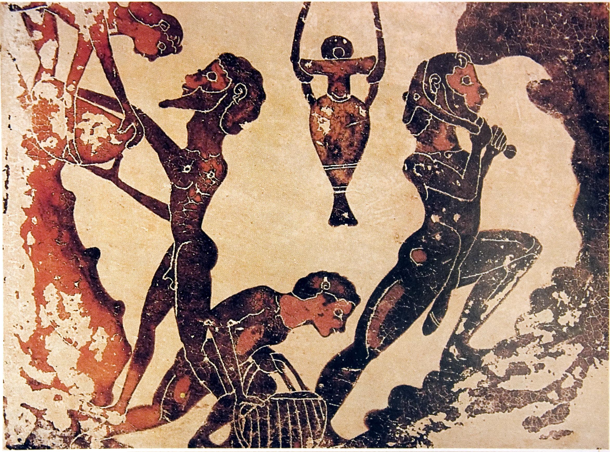 Η δουλεία στο αρχαίο μεταλλευτικό