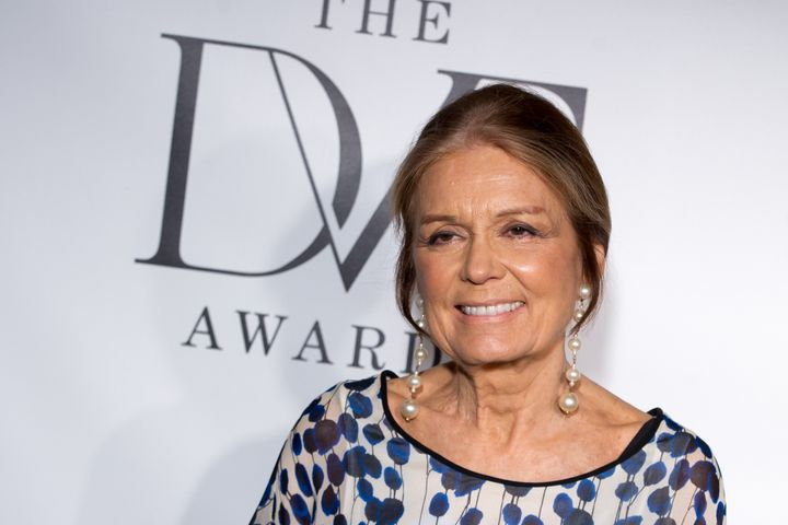 NEW YORK, NY - APRIL 05:  Author Gloria Steinem attends the 2013 DVF Awards at the United Nations on April 5, 2013 in New Yor