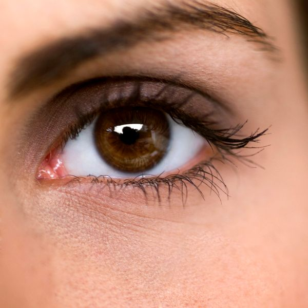 The eye's limbal ring falls into the category of something that's overlooked but not unseen. It's the dark circle around the