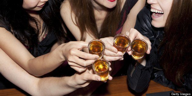 Huffpost Finds College Drinking Guidlines Men Than More Study Often Women Exceed