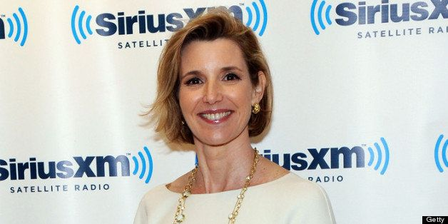 NEW YORK, NY - JUNE 13:  Sallie Krawcheck, former president of the Global Wealth & Investment Management division of Bank of