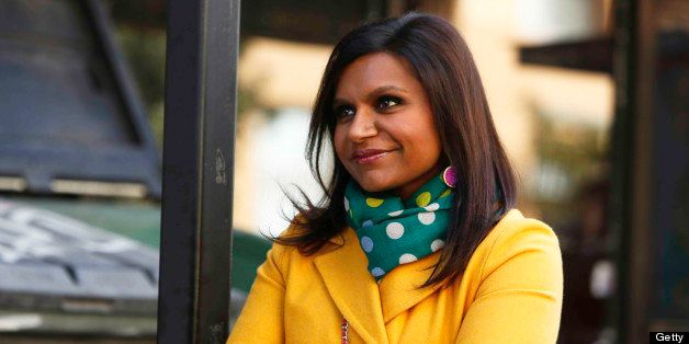 THE MINDY PROJECT: Mindy Kaling as 'Mindy' in 'The One That Got Away' episode of THE MINDY PROJECT airing Tuesday, February 1