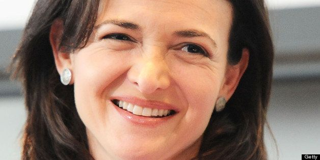 TOKYO, JAPAN - JULY 02:  American business executive Sheryl Sandberg attends the 'Lean In' Japanese Edition press conference