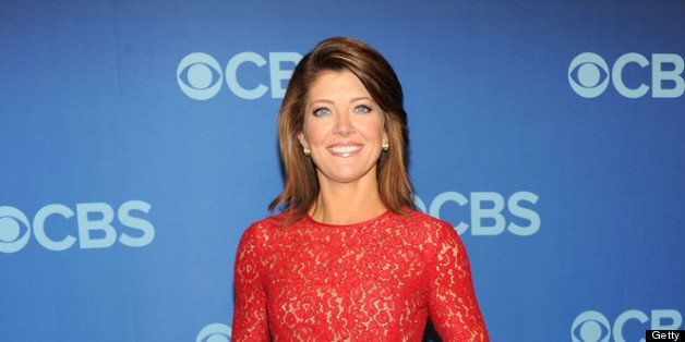 NEW YORK, NY - MAY 15: Norah O'Donnell attends CBS 2013 Upfront Presentation at The Tent at Lincoln Center on May 15, 2013 in New York City. (Photo by Ben Gabbe/Getty Images)