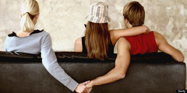 i cheated on my husband with his friend