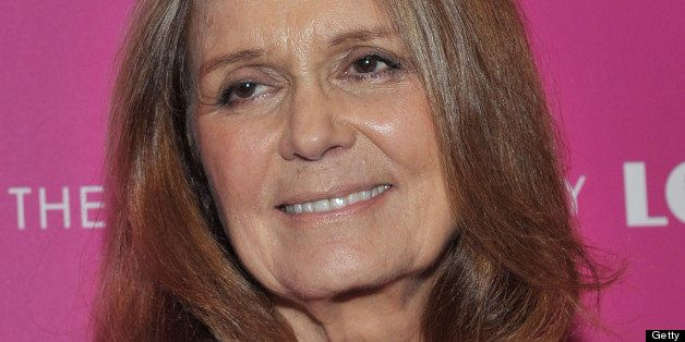 NEW YORK, NY - JULY 30: Gloria Steinem attends The Cinema Society and MCM with Grey Goose screening of Radius TWC's 'Lovelace' at Museum of Modern Art on July 30, 2013 in New York City. (Photo by Henry S. Dziekan III/WireImage)